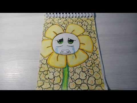 Мои рисунки UNDERTALE! [#12]