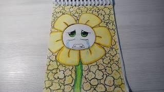 - Мои рисунки UNDERTALE 12