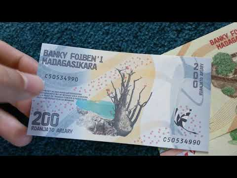 #Adding: Currency special part 33: Madagascar Ariary