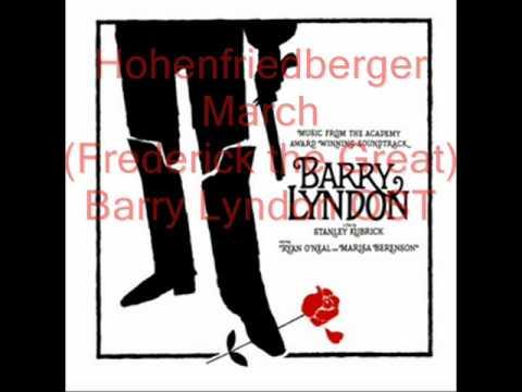 Barry Lyndon Original Soundtrack; Hohenfriedberger March