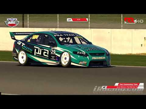 Australian Online Supercar Championship - Rd13 Silverstone 650 2017
