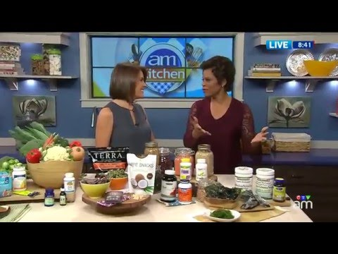 Lianne Phillipson-Webb on CTV Canada AM for CHFA's 2016 Natural Health Trends