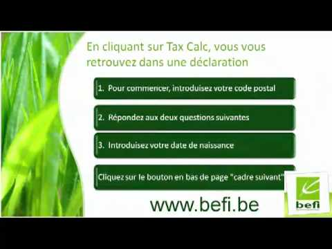 Declaration D Impots Sur Le Revenu Et Simulation Impots En Ligne Tuyaux De L Expert Fiscal