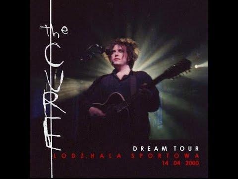 The Cure 14.4.2000 S, Lodz, Poland ,The Dream tour