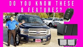 Top 8 Things (HIDDEN) You Might Not Know About Your Ford Vehicle