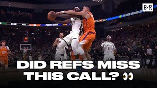 Should Devin Booker Have Fouled Out Of Game 4 After This Jrue Holiday Play?