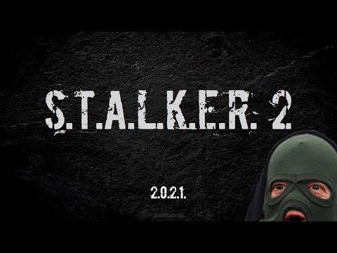 STALKER 2 ANNOUNCED.