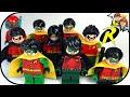 LEGO Robin Minifigure Batman DC Super Heroes Collection - BrickQueen