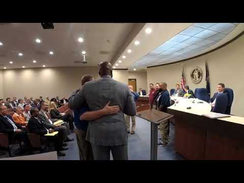 Spartanburg County Council General Session 4-16-18