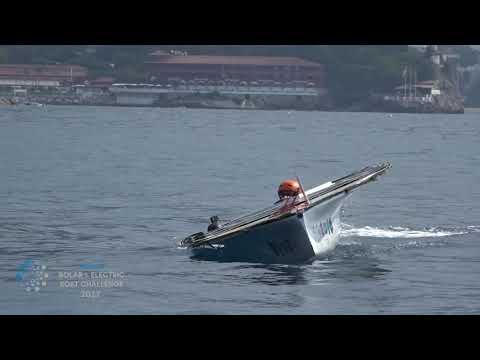 Monaco Solar & Electrical Boat Challenge - Final