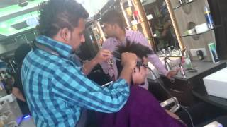 Nagar Hair Stylers  A-kay New Hair Cut