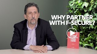 Why partner with F-Secure? - Execudata