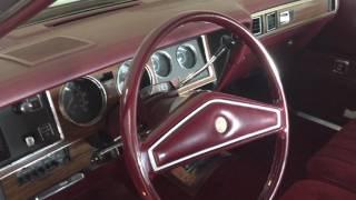 Mopar 1977 Chrysler Cordoba 400 Big Block Moon Roof 29k Original Miles