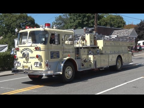 2015 Boonton,Nj Fire Department Annual Labor Day Parade