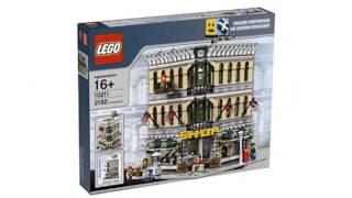 Lego Creator Grand Emporium 10211 (toy)