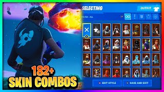 "Before You Buy ""BANNER SHIELD"" - All Skin Combinations In Fortnite (182+ Skins)"
