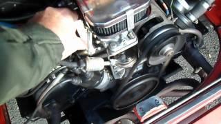 vw 181 moteur