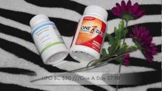 *******Updated Vitamins I Take for Healthy Hair Growth and Healthy Body********