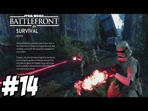 star wars battlefront ps4 gameplay 1080p tvs