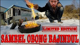 SAMBAL OBONG ( LIMITED EDITION )