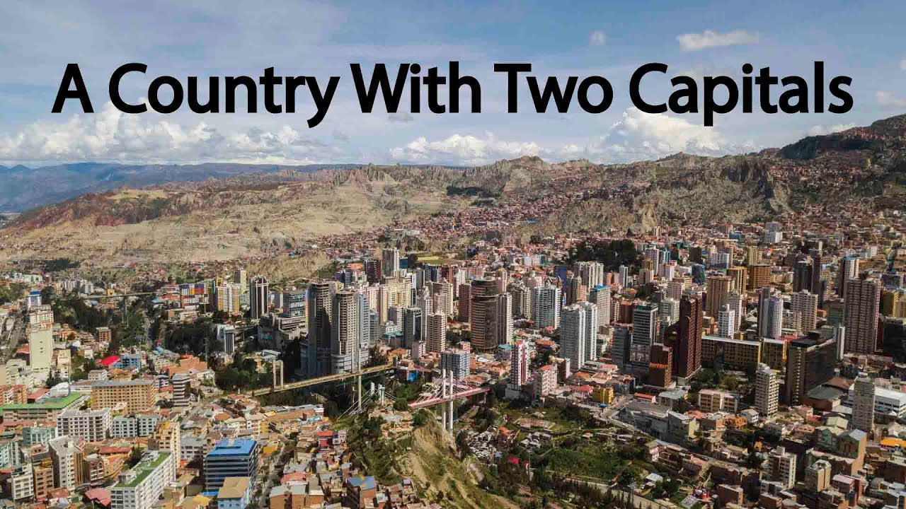 A Country with Two Capitals - YouTube