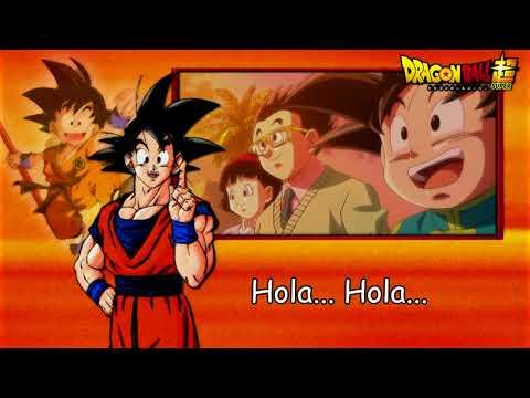Dragon Ball Super Ending 01 [Latino Oficial + Letra]