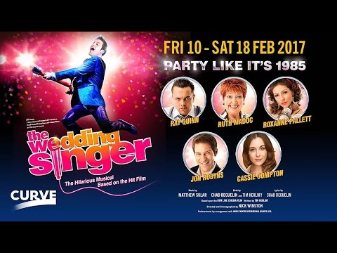 The Wedding Singer The Musical - Opera House Manchester - Celeb Interviews with Belinda Scandal