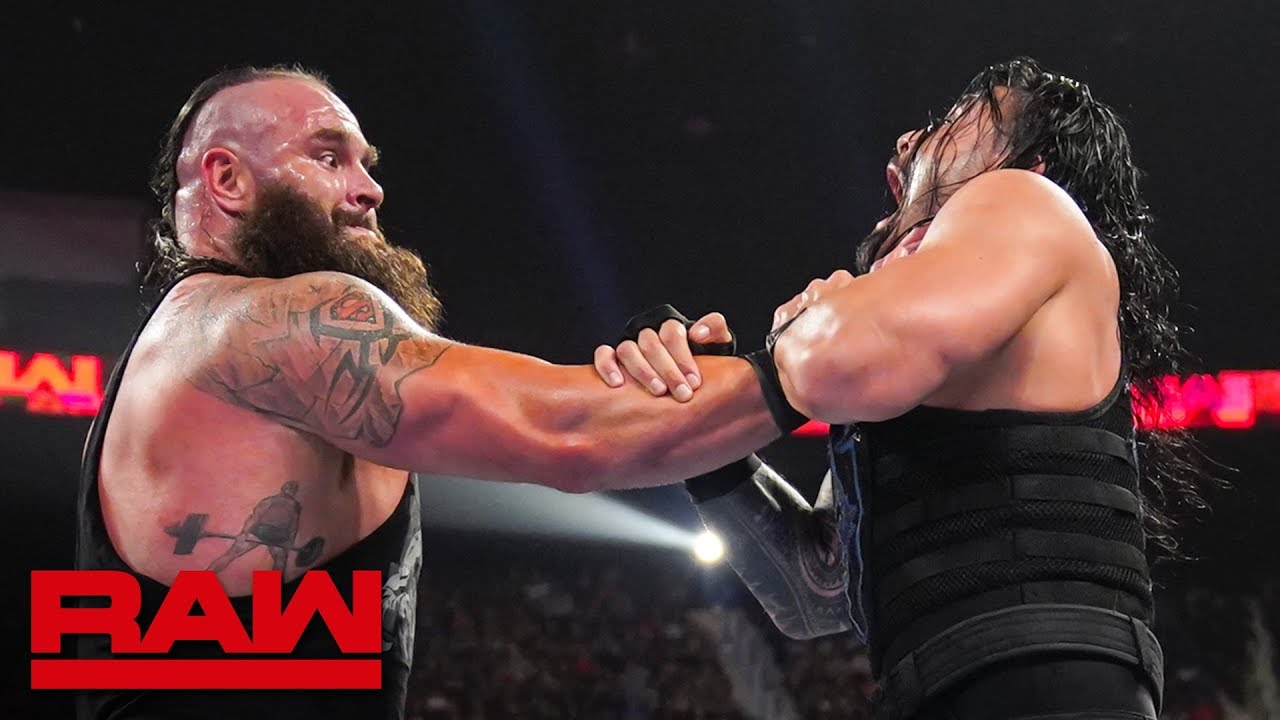 Cross-Branded All-Star Top 10 Battle Royal: Raw, July 15, 2019