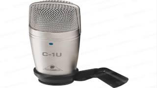 Test Mikrofonu Behringer C-1U