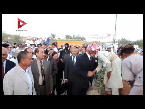 الوطن المصرية: محافظ مطروح يطلق مهرجان