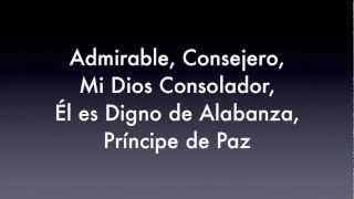 Admirable - Pista - Danilo Montero