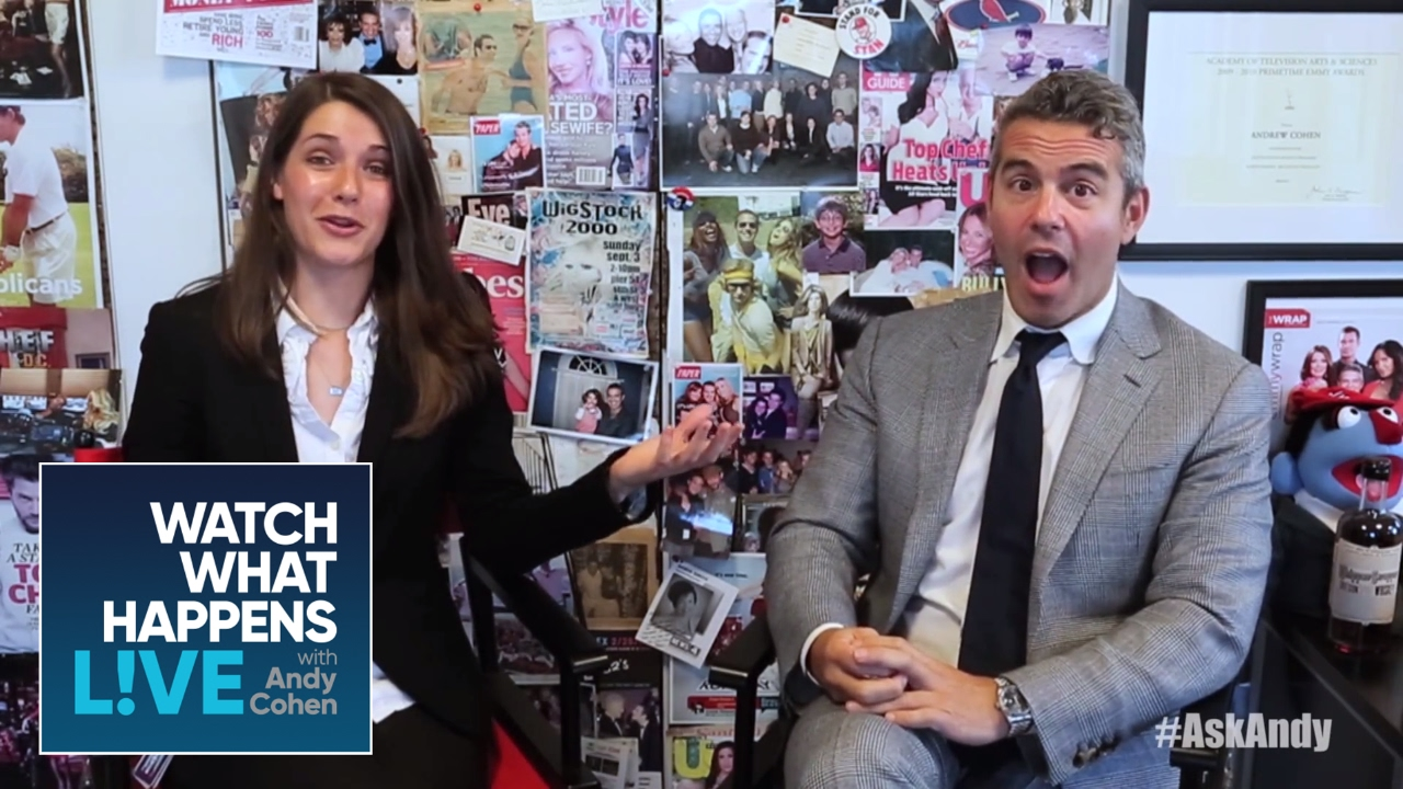 Lance bass dating andy cohen tour