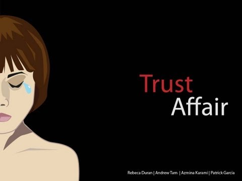 Trust Affair (IAT 431 Pervasive Game)