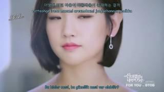 (Cinderella and Four Knights OST Part 1)BTOB - For You Türkçe Altyazılı (Han/Rom)