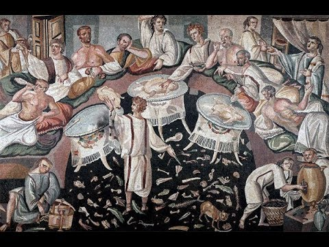 Roman Cookery, Apicius And Garum