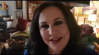 Daniela Terreri testimonial per il rispetto delle misure di contenimento