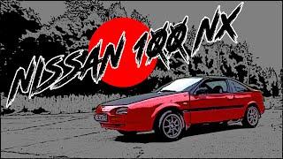Nissan 100nx!  Зачем? а главное На**я? #nissan #100nx #авто #отвалпизды...