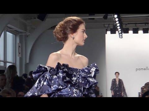Pamella Roland | Fall Winter 2019/2020 Full Fashion Show | Exclusive