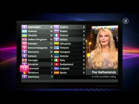 Eurovision Song Contest 2011 Denmark Scandal