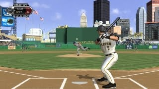CGR Undertow - MLB 07: THE SHOW review for PlayStation 3