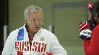 Вячеслав Фетисов берет эксклюзивное интервью у Александра Овечкина!