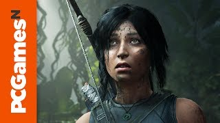 Shadow of the Tomb Raider gameplay   20 minutes of Peruvian jungle