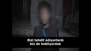 PKK'nın çocuklara tehdidi: Kafanıza mermiyi yersiniz!