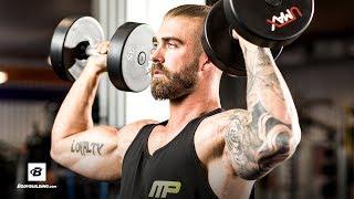 All-Gain, No-Pain Shoulder Workout | Tyler Holt
