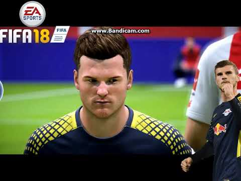 Timo Werner Fifa 18