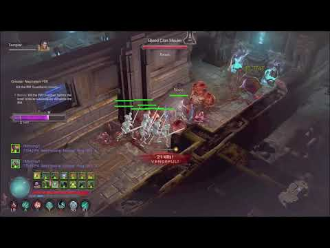 Diablo 3 Hacked And Modded Gear - Greater Rift 150 Torment 14   15   16