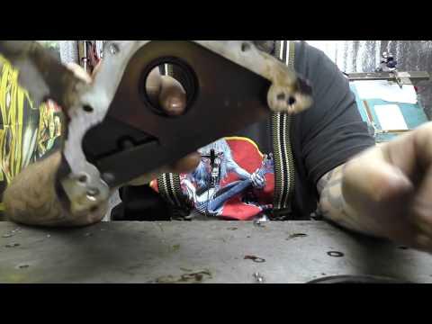 Разница в деталях Двигатель VW Skoda AGU АEB AWT AUM 1.8 Turbo 20v обзор конструкции