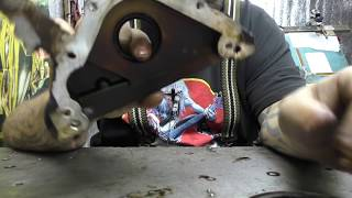 Разница в деталях: Двигатель VW/Skoda AGU/АEB/AWT/AUM 1.8 Turbo 20v (обзор конструкции)