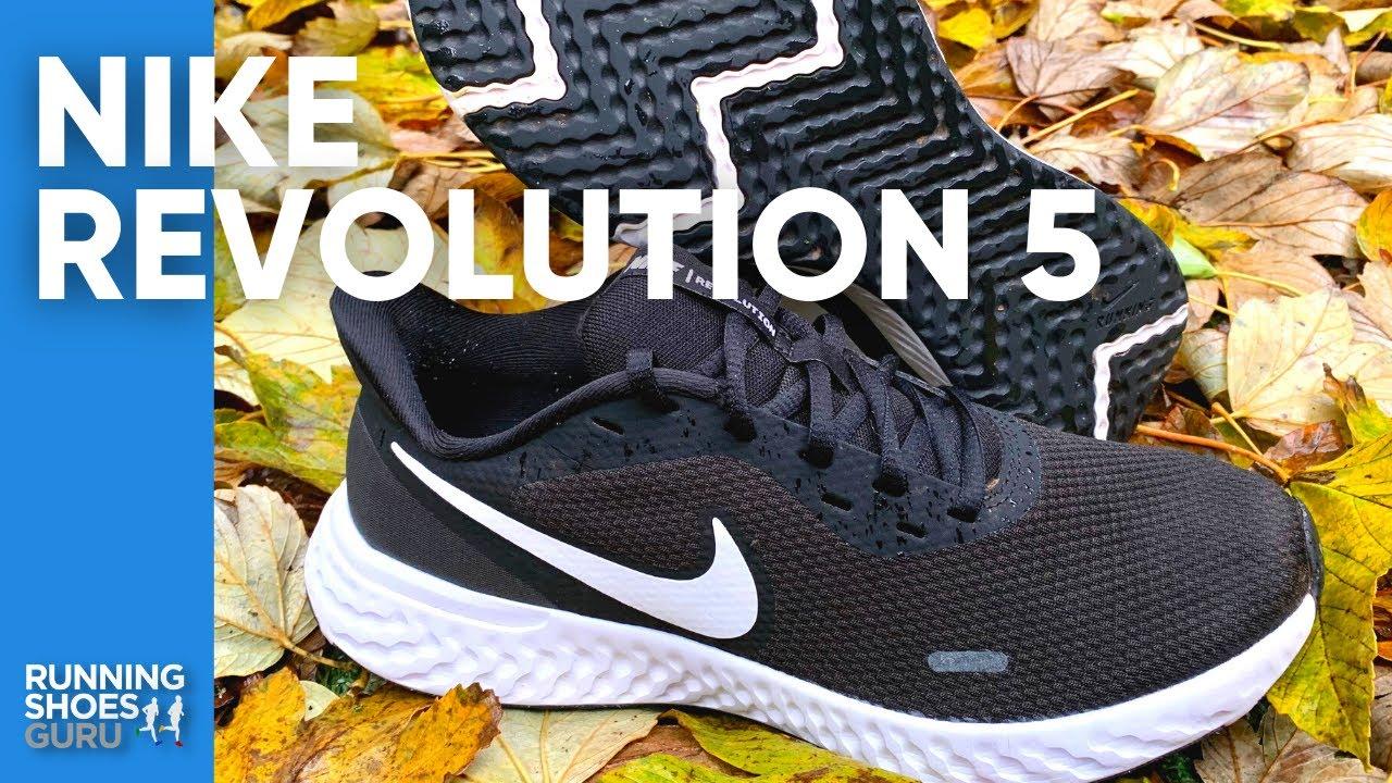 Nike Revolution 5 Review
