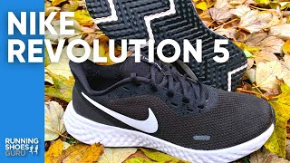 Nike Revolution 5 - Good for running, great for the gym.